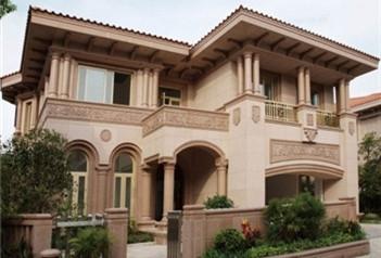 别墅建材,石材工艺日益更新,造就更多石材产品的发展