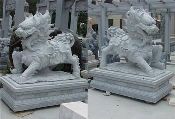 福建惠安石雕貔貅工艺四大制胜绝招
