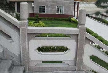 福建石栏杆厂家概述石栏杆有哪些基本结构