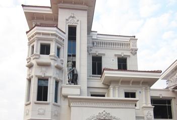 别墅建材外墙干挂一定要深化安装设计