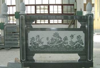 福建石雕生产厂家带大家知道常见的石雕栏板雕刻图案及象征寓意