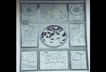 福建石雕生产厂家简易介绍石雕入门须知:圆雕和浮雕的区别