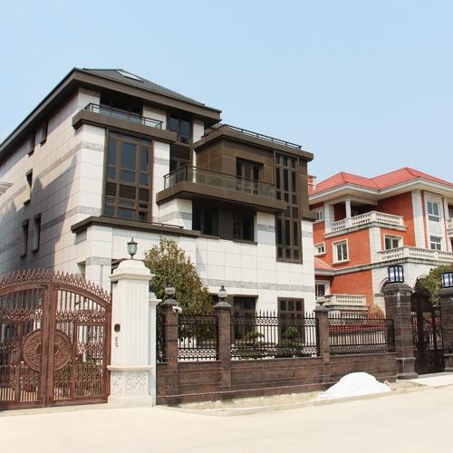 别墅建材石材广泛应用于各类建筑装饰中