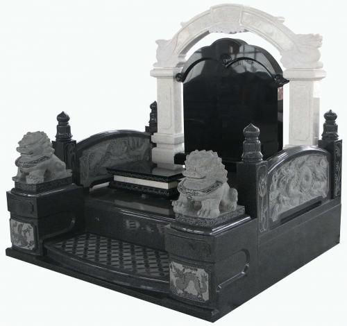墓碑石石料的选择与加工步骤