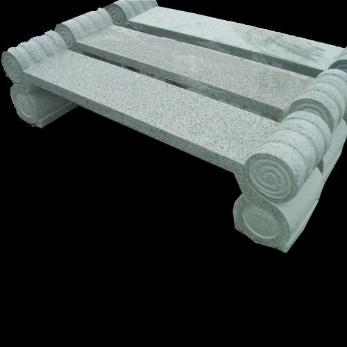 石桌石凳在小区园林环境石材装饰中布置的七要点