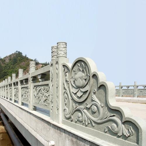 园林景观石材栏杆设计的一些要点