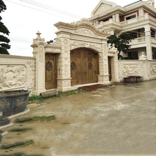 别墅建筑石材