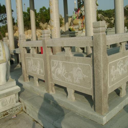 凉亭石材栏杆