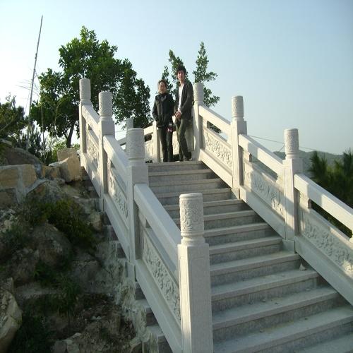 园林景观桥梁石材栏杆