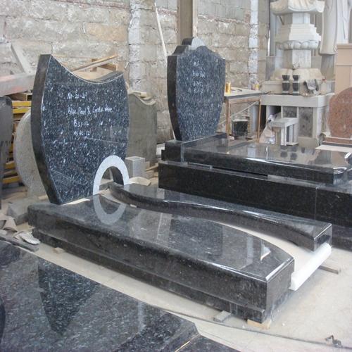 欧式墓碑-3