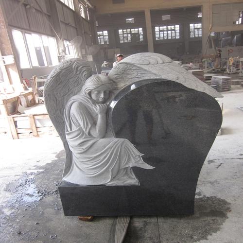 欧式墓碑-11