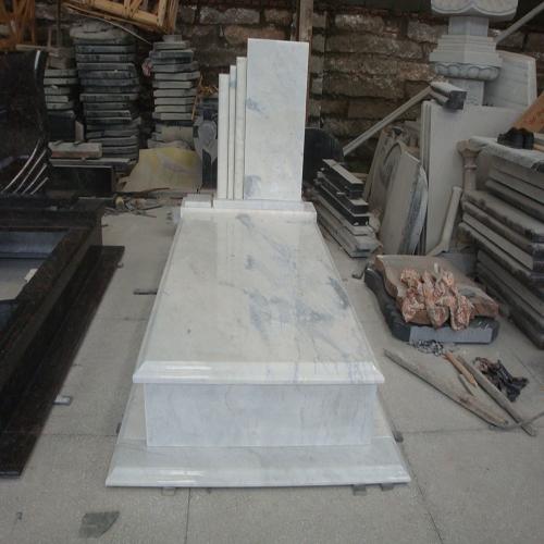 欧式墓碑石材湖南白