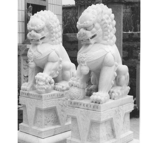狮子石雕石材
