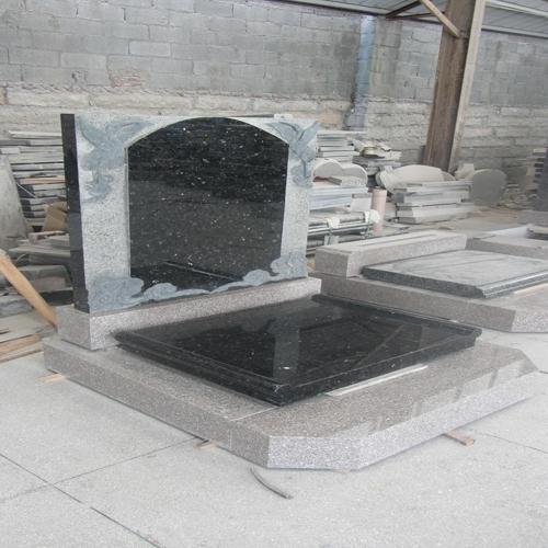 中式墓碑-10