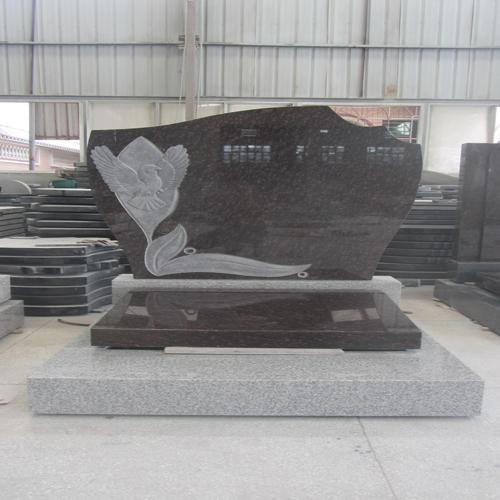 中式墓碑-11