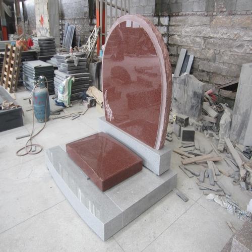 中式墓碑-17