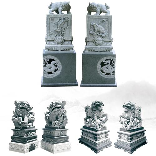 昆山动物雕塑