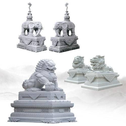 昆山神兽雕塑