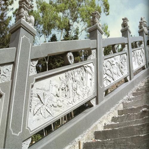 昆山石材栏杆