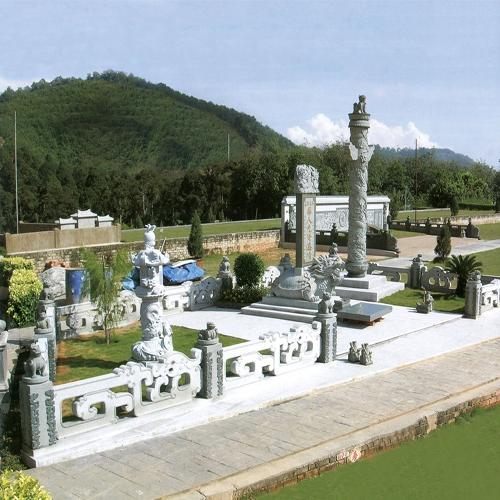 昆山墓园石雕