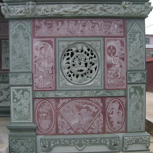 昆山浮雕石雕