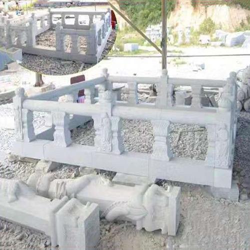 花园石材栏杆