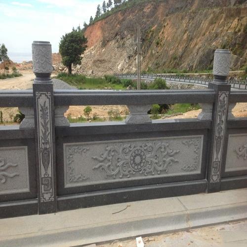 桥梁石材栏杆